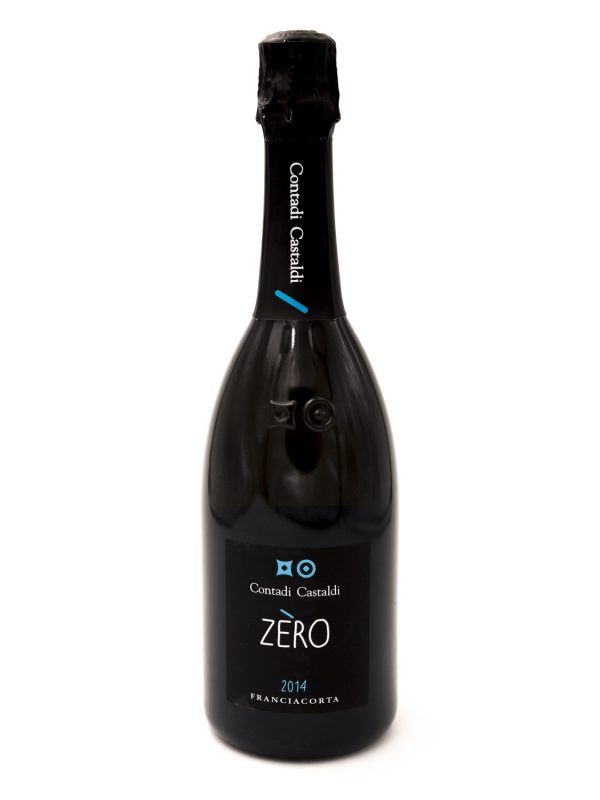 Franciacorta Zéro 2014 - Contadi Castaldi