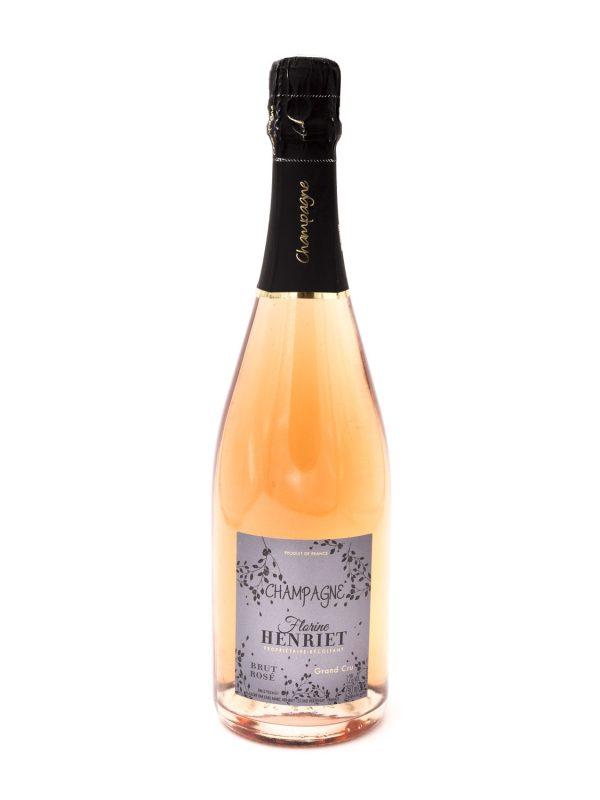 Champagne Florine Henriet Brut Rosé Grand Cru