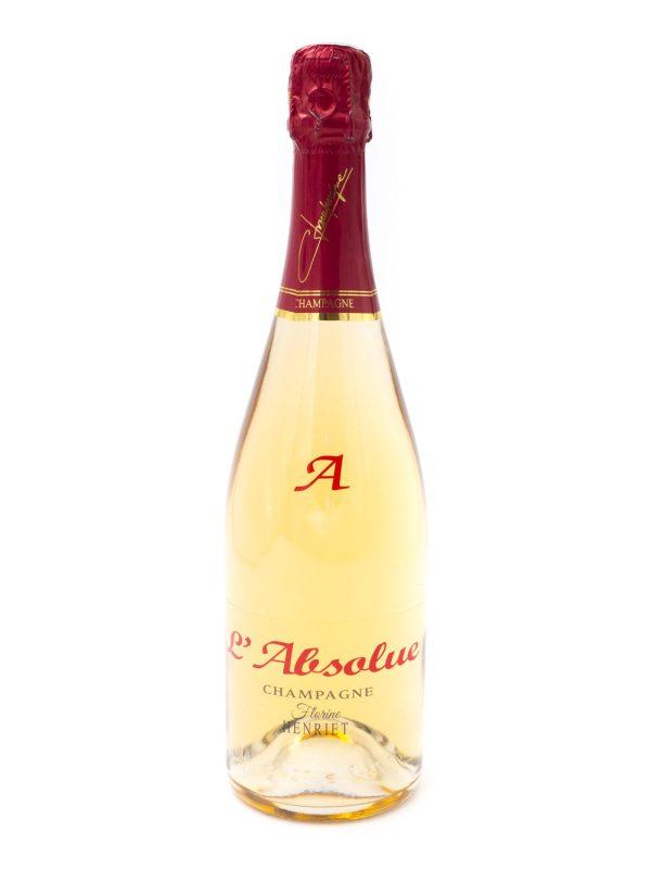 Champagne Florine Henriet