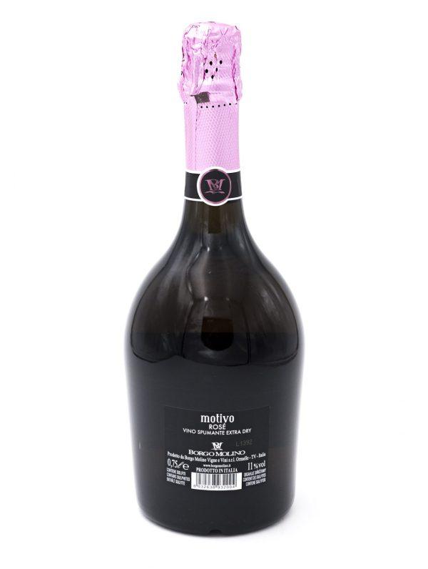 Motivo Prosecco Rosé Extra Dry