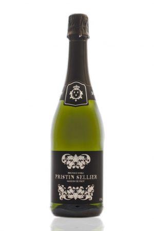 Cuvée sans alcool Pristin Sellier Blanc 75cl