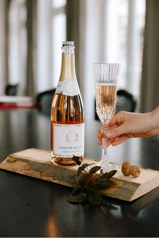 Champagnes de la Maison Florine Henriet